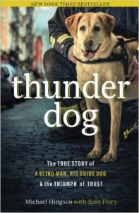 Thunder Dog book