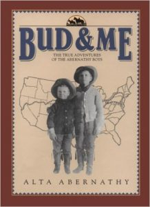 Bud and Me