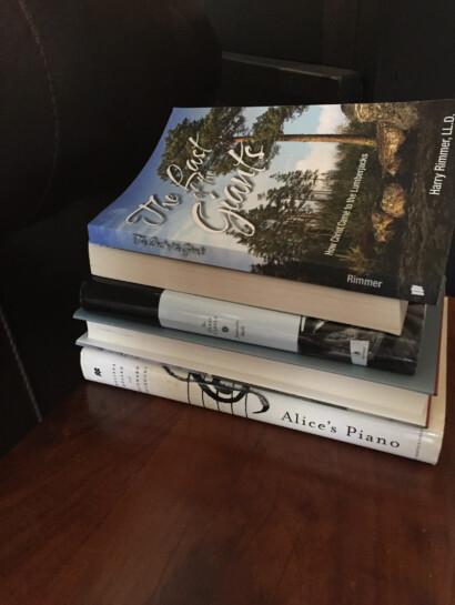 Favorite Books 2016