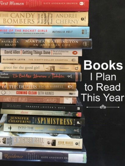 Books I Plan to Read This Year