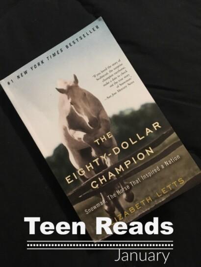 Teen Reads January