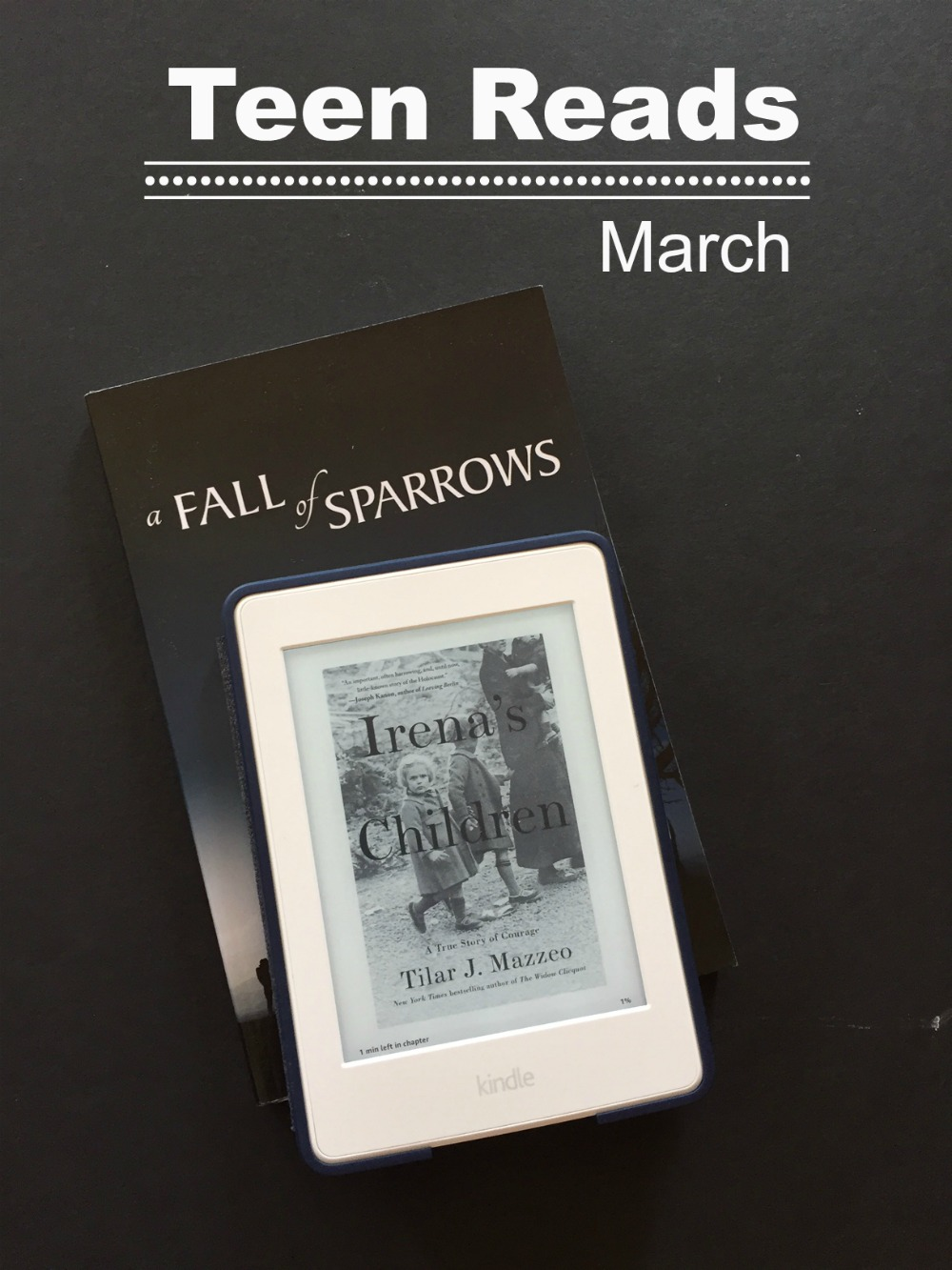 Teen Reads March