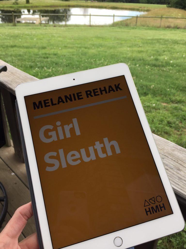 Girl Slueth ebook