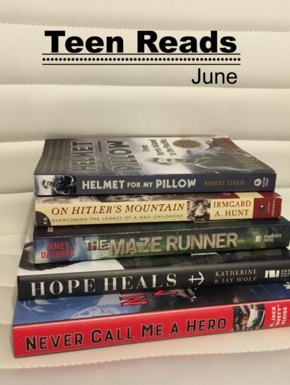 Teen Reads June