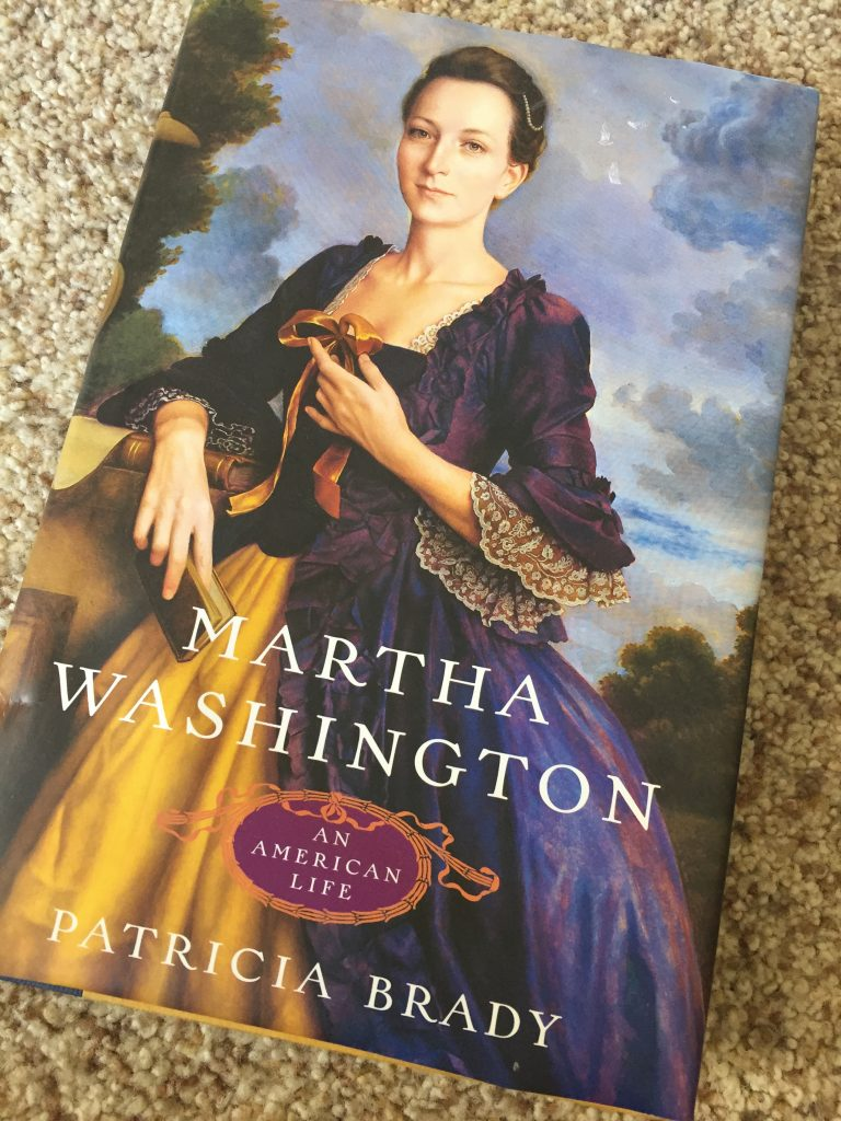 Martha Washington Book