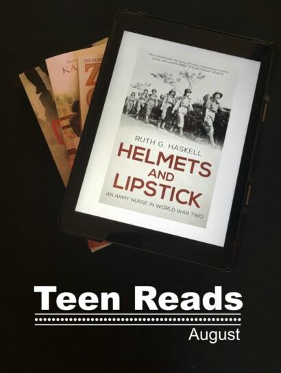 Teen Reads August