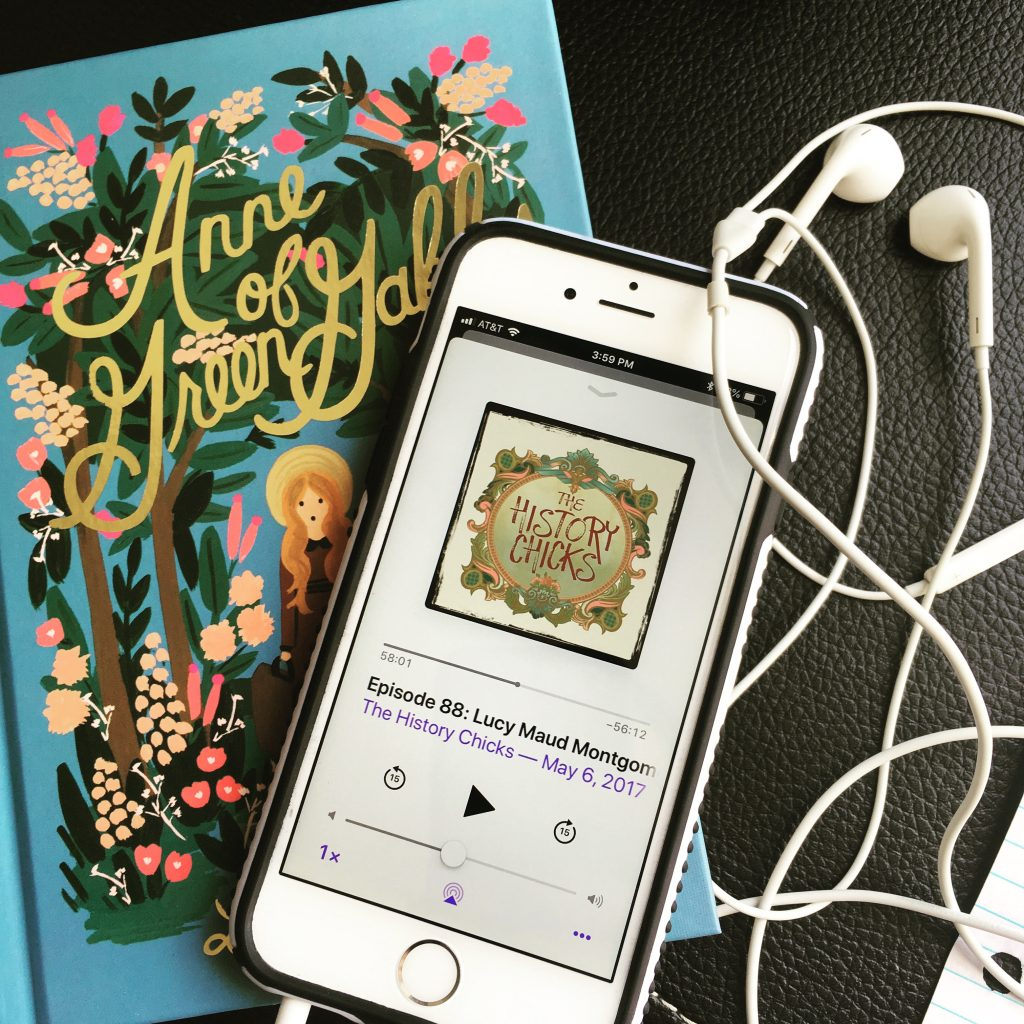 The History Chicks L. M. Montgomery Podcast