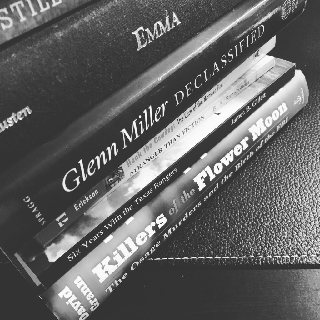 Books for 2018