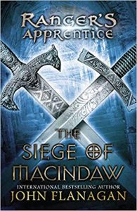 The Siege of Macindaw book cover
