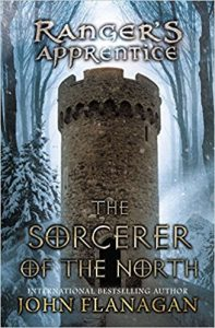 The Sorcerer of the North book cover