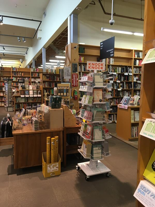 Powell's Bookstore Beaverton