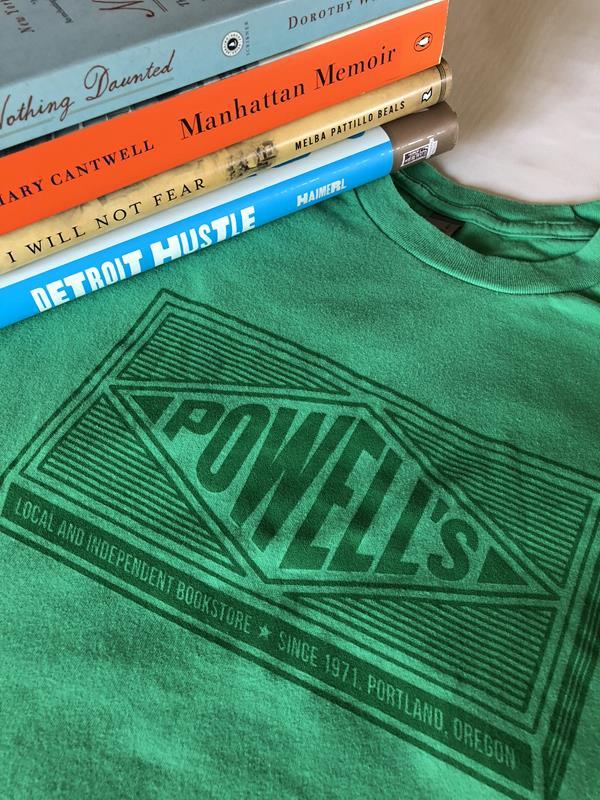 Powell's Bookstore Shirt