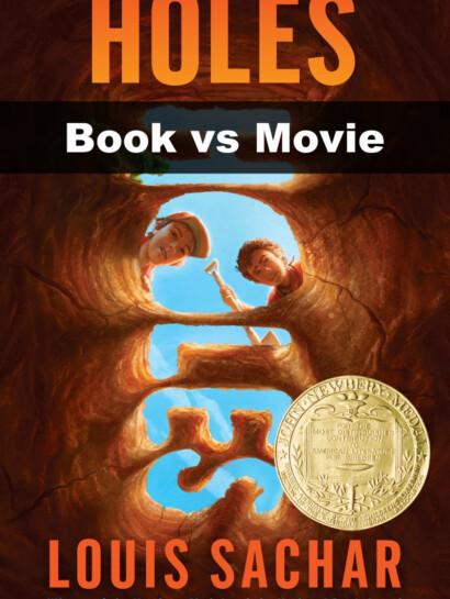 Book vs Movie Holes