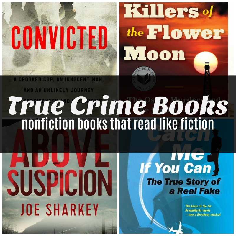 True Crime Books