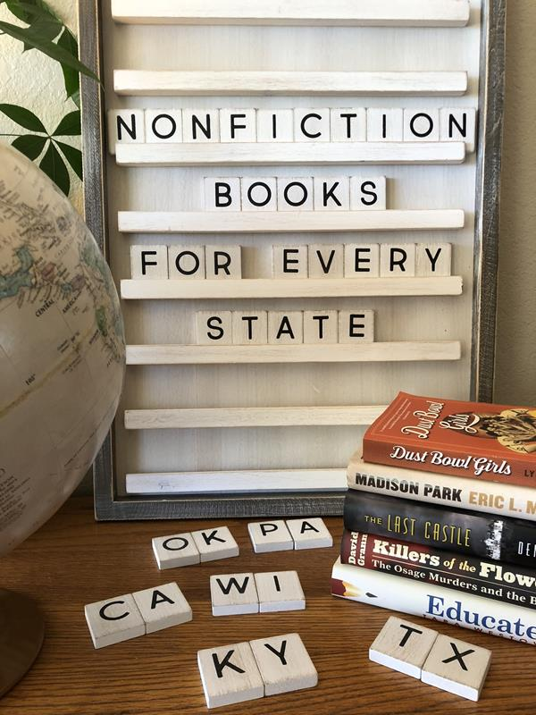 Nonfiction Books for Every State