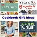 Cookbook Gift Ideas