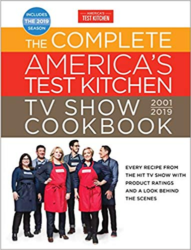 The Complete America's Test Kitchen Cookbook