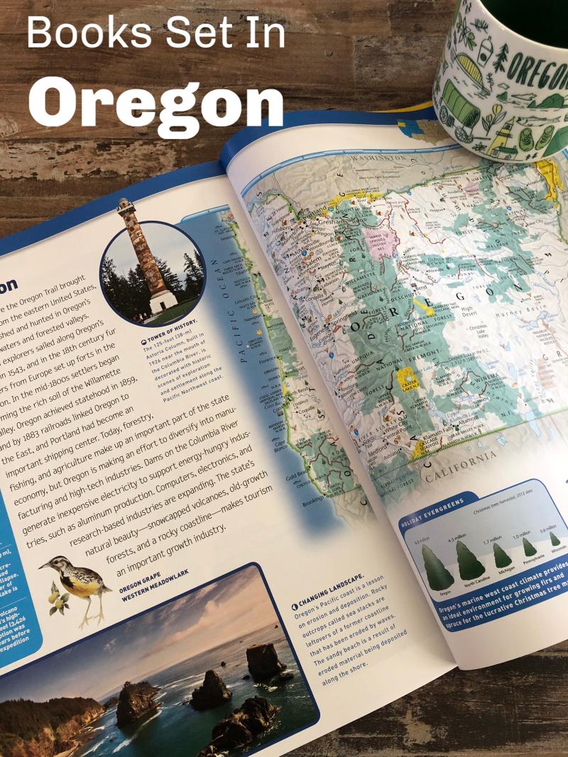 Books Set In Oregon