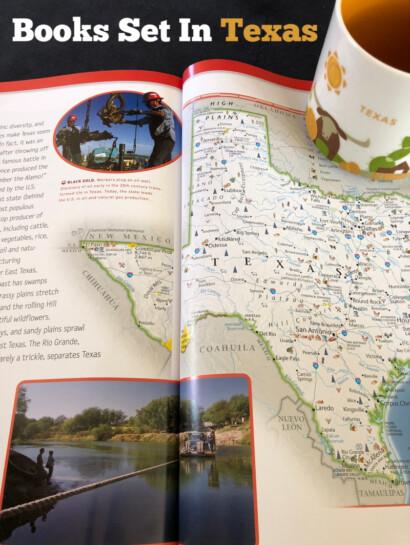 Books Set In Texas