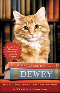 Dewey A Small Town Library Cat Who Touched the World