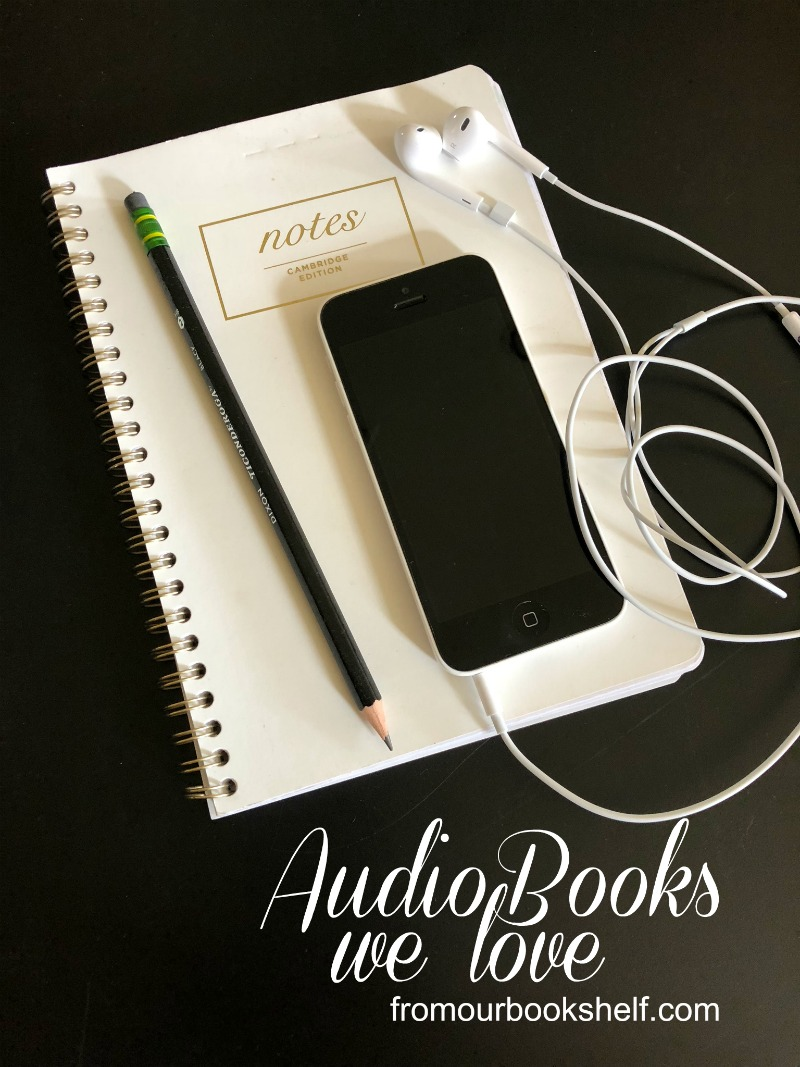 Audio Books We Love