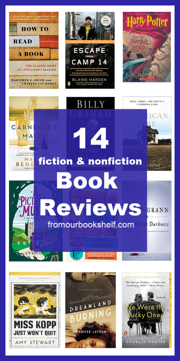 Fourteen Book Reviews
