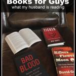 Books for Guys