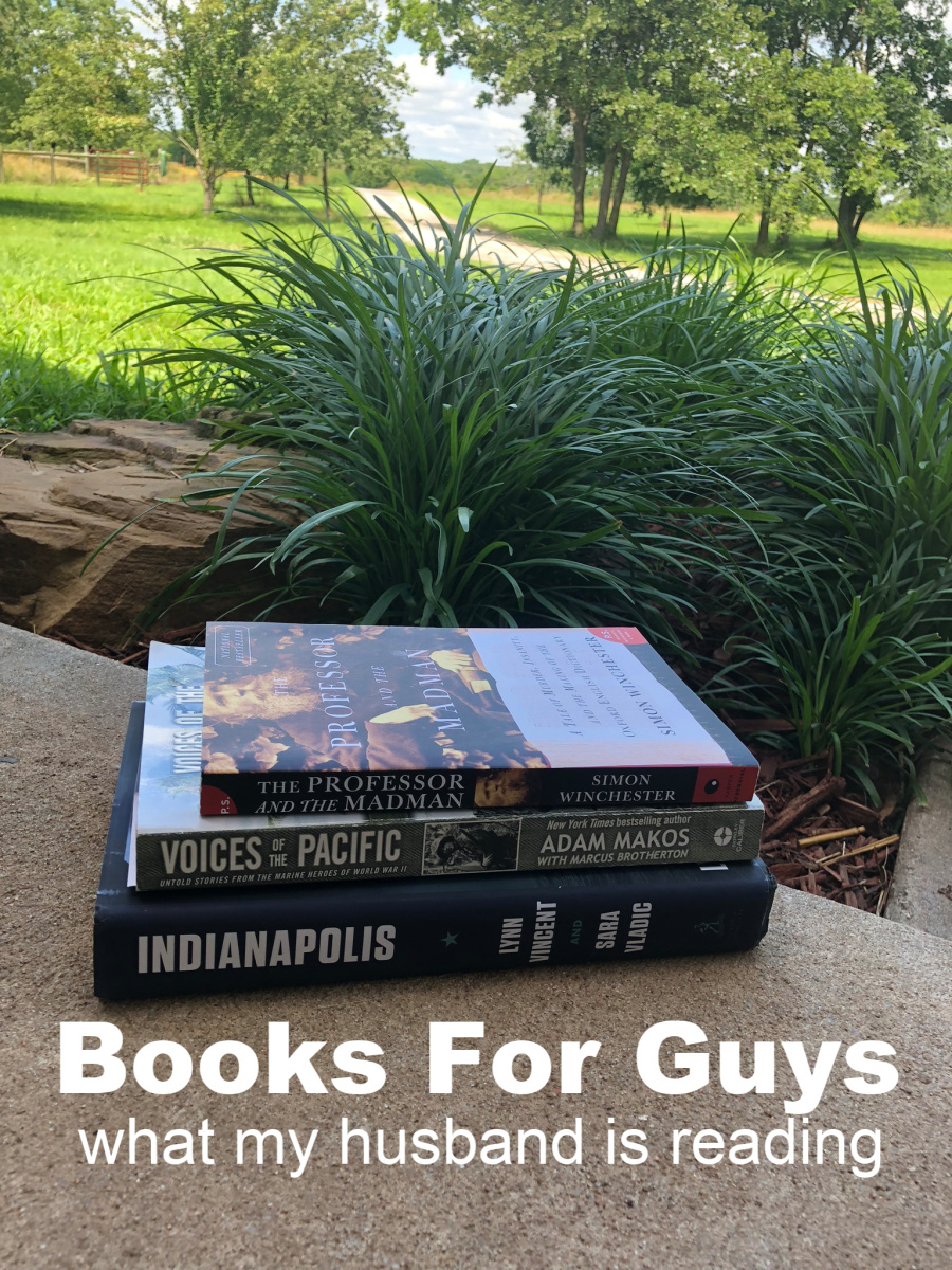 Books for Guys