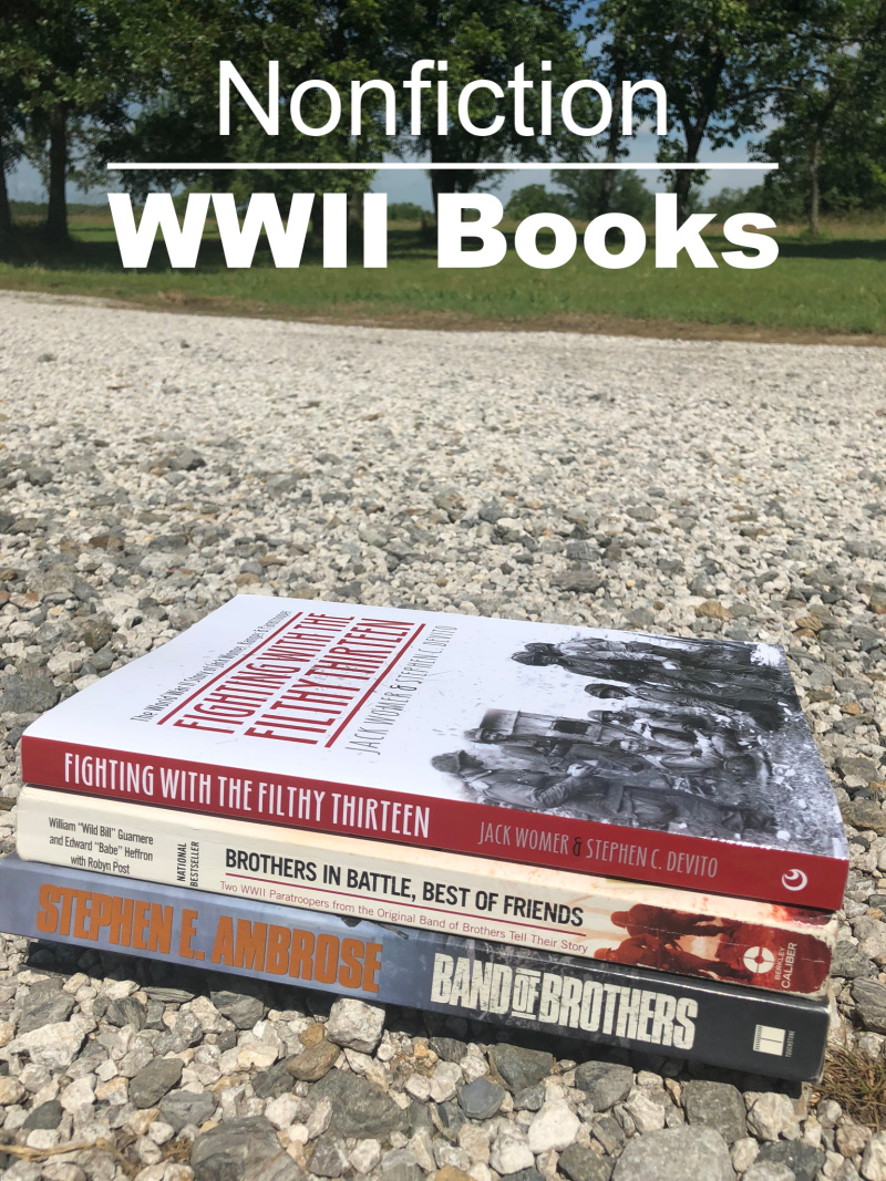 Nonfiction WWII Books D-Day