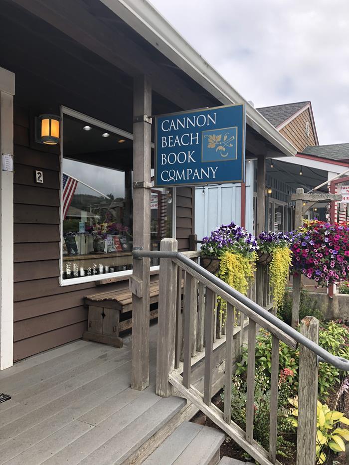 Cannon Beach Book Company