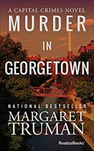 Murder In Georgetown by Margaret Truman