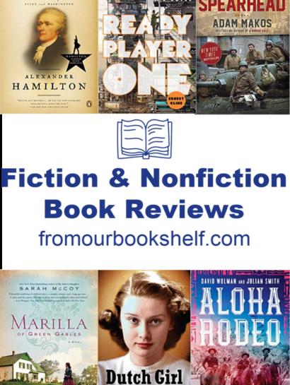 Twelve Fiction and Nonfiction Book Reviews
