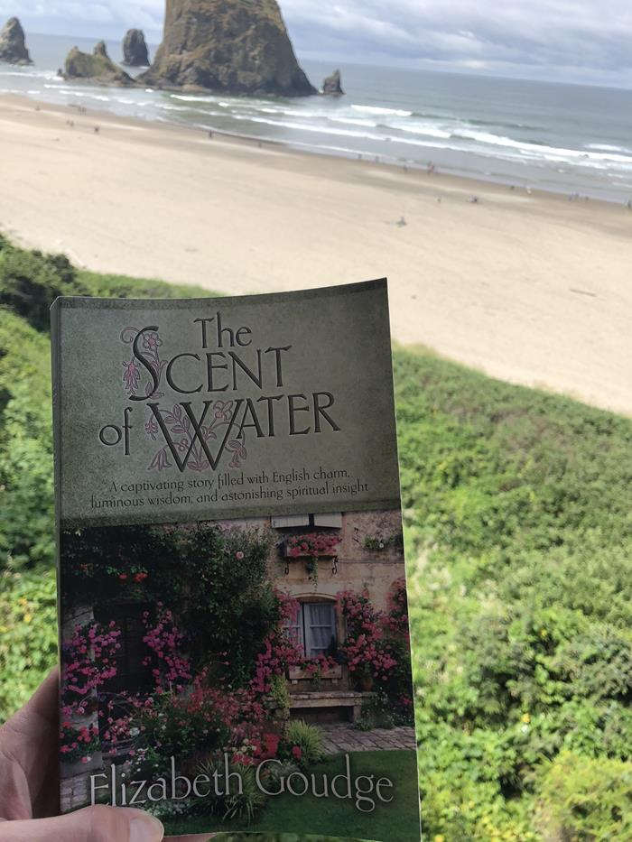 Vacation Reads The Scent of Water