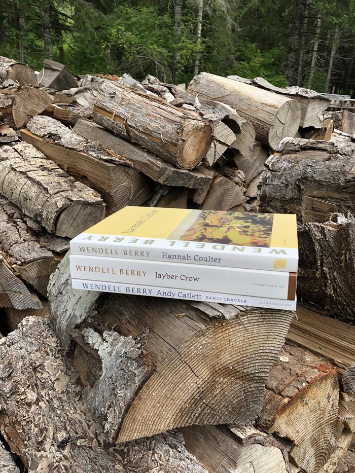 Vacation Reads Wendell Berry