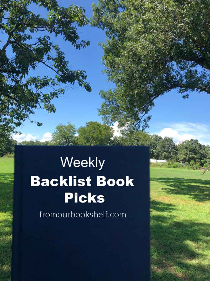 List of Favorite Backlist Book Picks