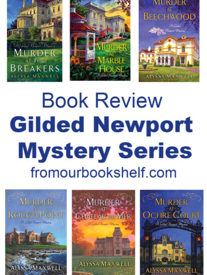 Gilded Newport Mystery Series