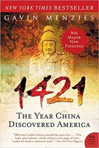 1421 The Year China Discovered America