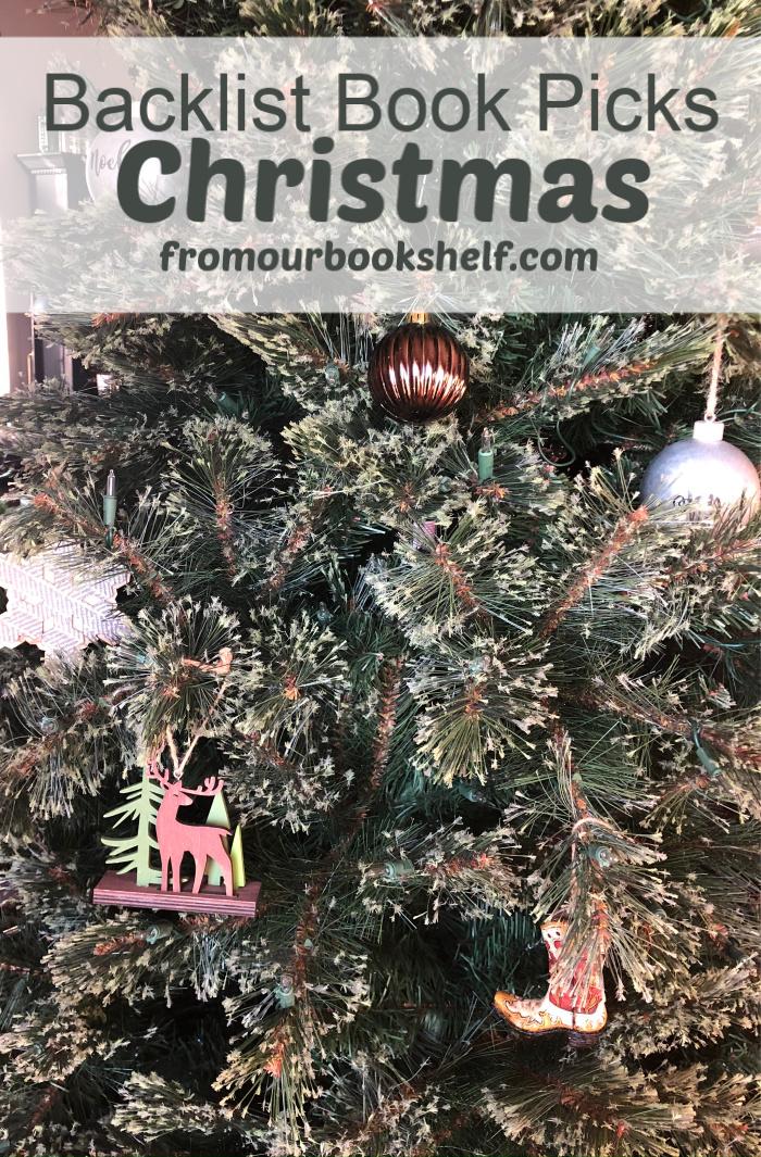 Backlist Christmas Book Picks