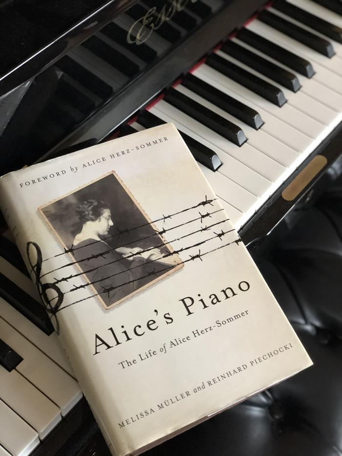 Alice's Piano Book Review
