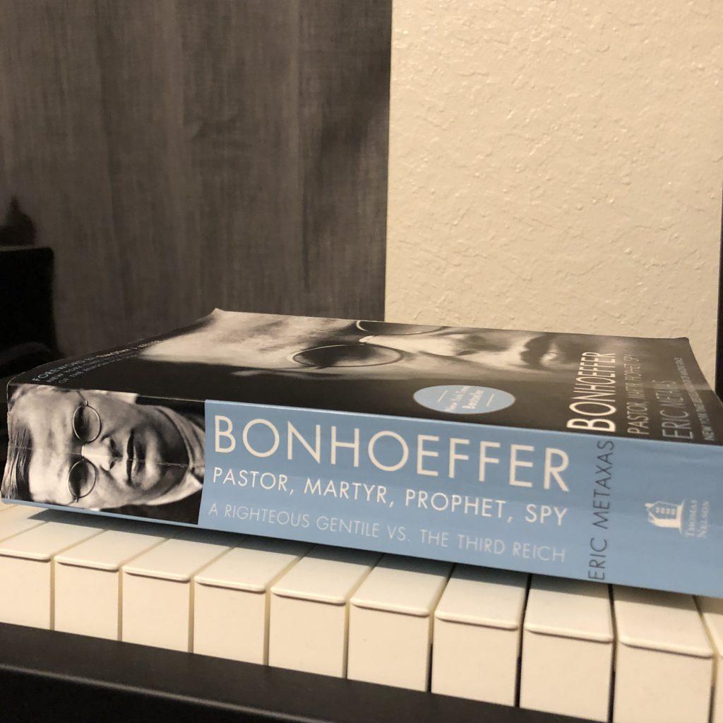 Bonhoeffer Pastor, Martyr, Prophet, Spy book