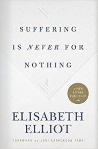 Suffering Is Never for Nothing Book