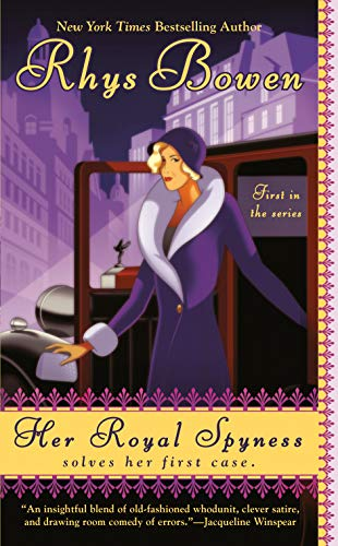 Her Royal Spyness book review