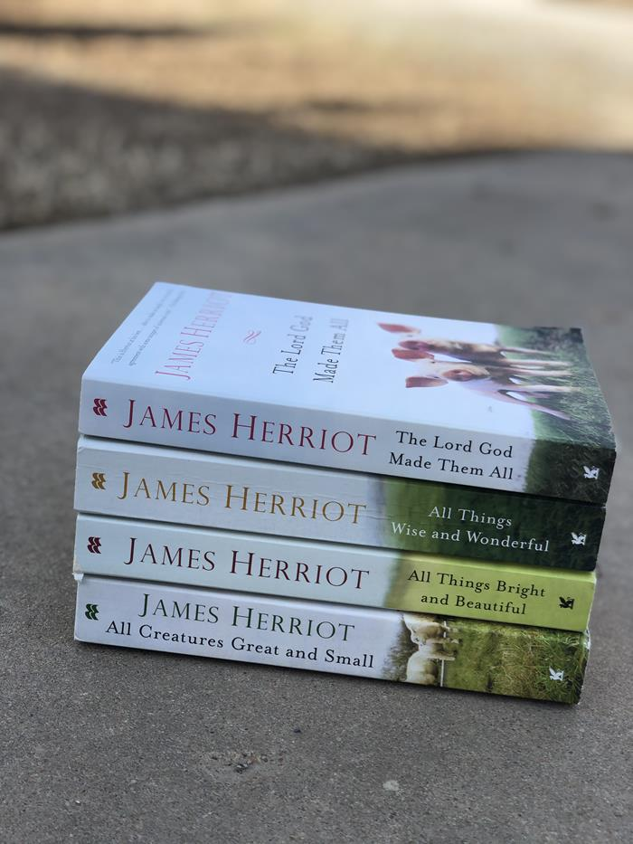 James Herriot Books