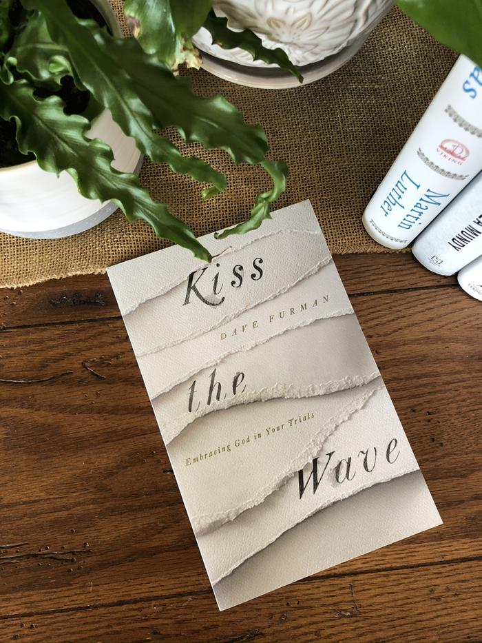 Kiss the Wave book