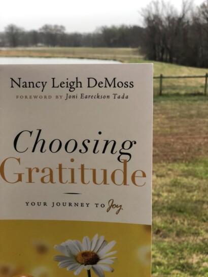 Choosing Gratitude Book
