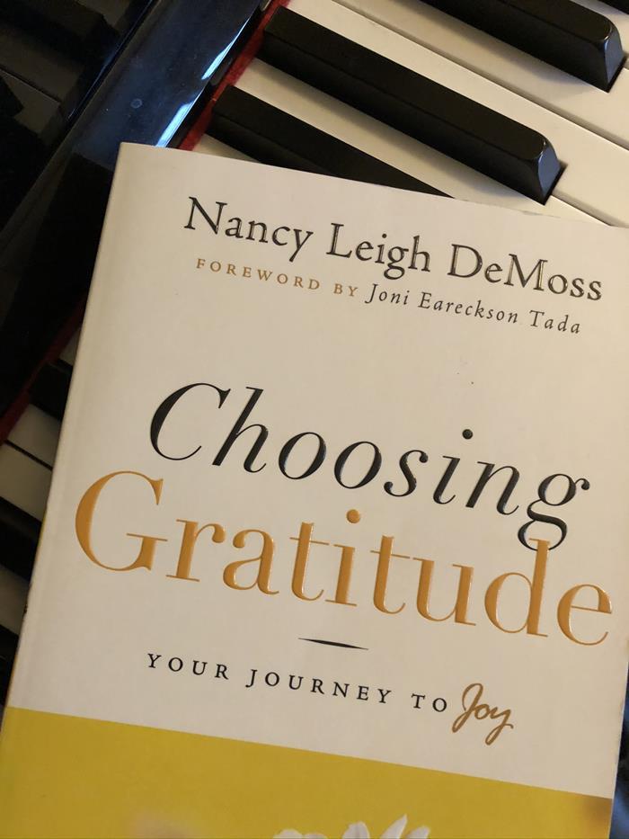Choosing Gratitude book review