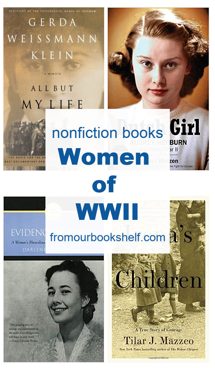 Nonfiction Book list Women of WWII