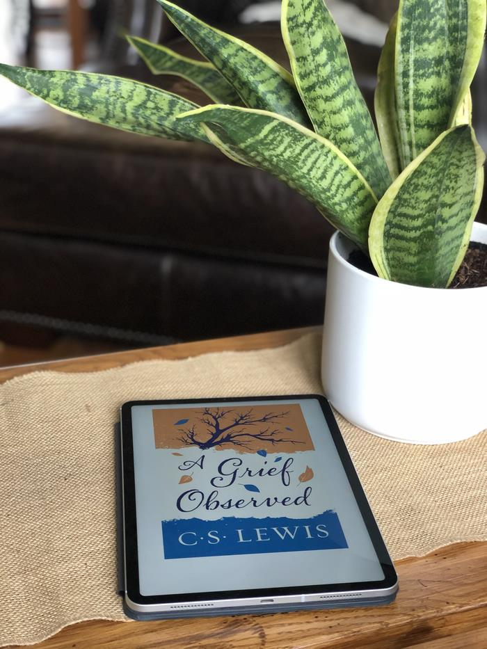 A Grief Observed by C.S. Lewis Sunday Reading