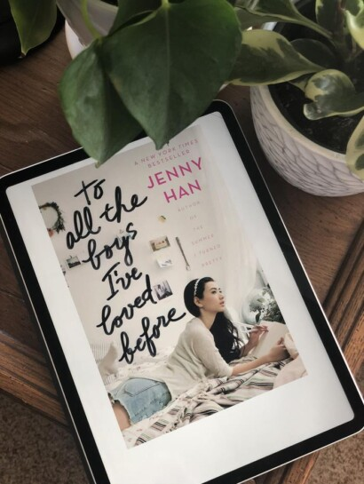 To All the Boys I've Loved Before Book vs Movie