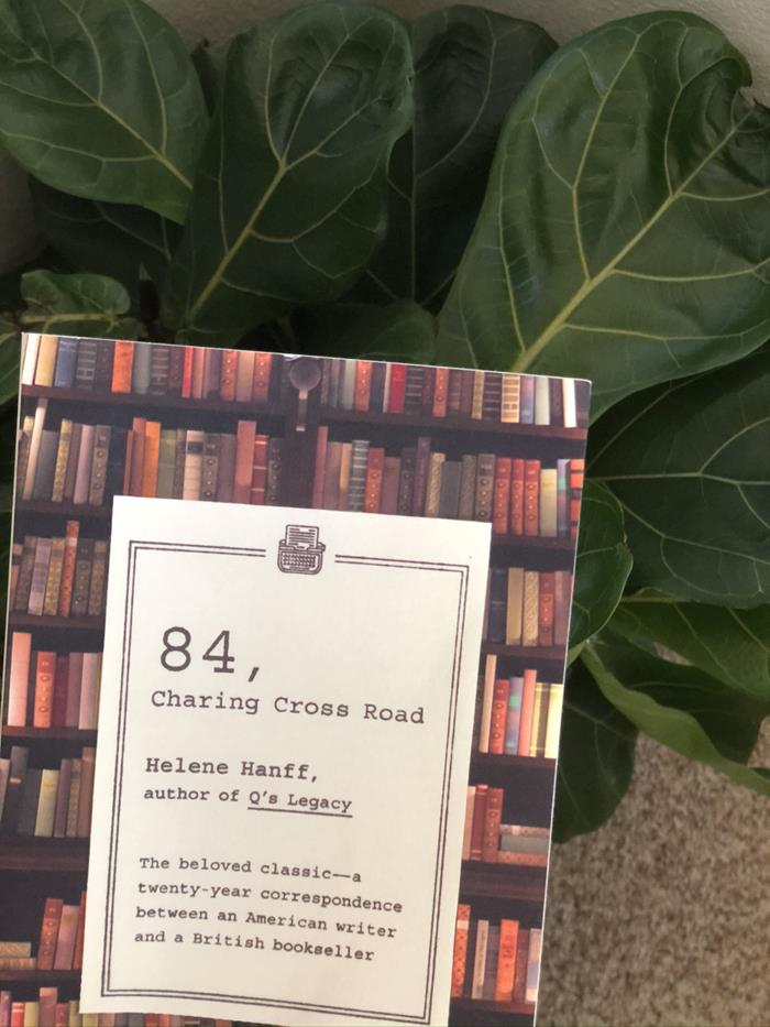 84, Charing Cross Road by Helen Hanff